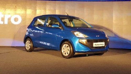 2018 Hyundai Santro India Launch LIVE updates: Price, specifications, details and more