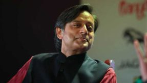 Shashi Tharoor now compares PM Narendra Modi to a scorpion and the RSS to a Shivling