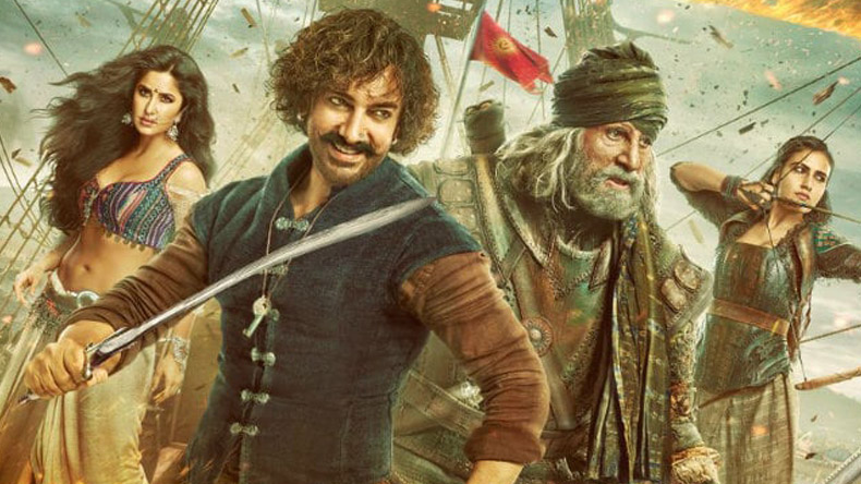 Thugs of Hindostan box office collection Day 4 LIVE Updates, Thugs of Hindostan box office collection Day 4, Thugs of Hindostan box office collection, Thugs of Hindostan box office , Thugs of Hindostan, Aamir Khan, Amitabh Bachchan, Fatima Sana Shaikh, Katrina Kaif