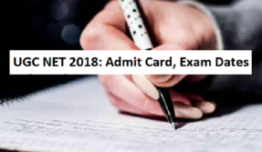 UGC NET 2018 Admit cards to release @ ntanet.nic.in on this date, check details here