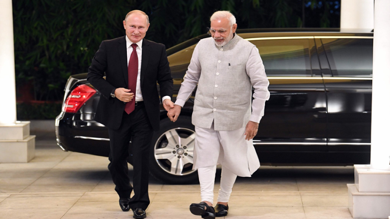 India-Russia bilateral summit: Here's what Modi-Putin meet holds, 5 key points