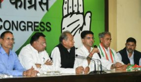 Rajasthan Assembly polls: Congress releases second list of 32 candidates amid protests by ticket seekers