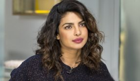 Priyanka Chopra is crazy for shoes and her latest photograph on social media is a proof, see photo
