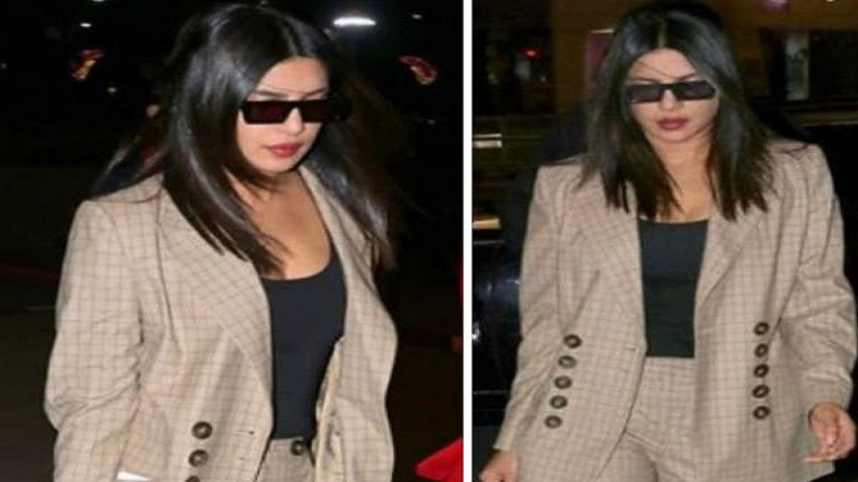 Here is the cost of Priyanka Chopra's latest airport look