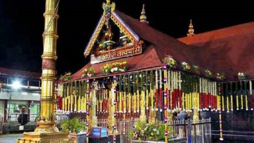Sabarimala row: All-party meeting called by Kerala CM to be held today, Trupti Desai seeks protection to enter Lord Ayyappa shrine