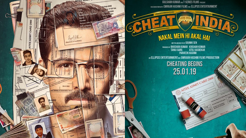 Image result for cheat india movie posters