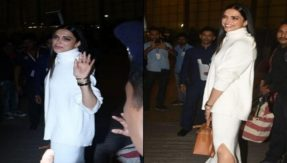 Deepika Padukone rounded her white ensemble look after spending Rs 8.92 lakh
