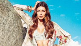 Kriti Sanon uses unbelievable image filter in her latest Instagram picture, makes her look more beautiful than ever