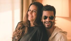 Neha Dhupia and Angad Bedi become proud parents of a baby girl