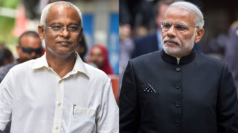 PM Modi to attend Maldives president-elect Ibrahim Mohamed Solih's swearing-in ceremony on November 17