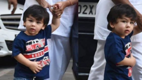 Taimur Ali Khan looks like a muffin on Children's Day, see photo