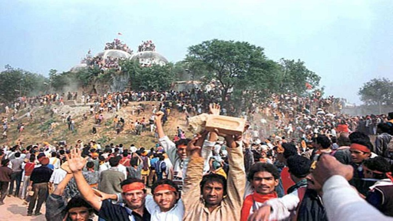 Babri mosque demolition anniversary: Security tightens in Ayodha to thwart any kind of protest at the disputed site