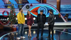Bigg Boss 12 Day 98 Episode 99 December 23 2018 written updates, Bigg Boss 12 Day 98 Episode 99 December 23 2018 highlights, Shah Rukh Khan, Zero, Salman Khan, Sreesanth, Rohit Suchanti, Dipika Kakkar, Romil Choudhary, Deepak Thakur, Surbhi Rana, Megha Dhade, Jasleen Matharu, Karanvir Bohra, bigg boss 12, bigg boss 12 weekend ka vaar, salman khan, salman, salman bigg boss 12, Bigg Boss 12 latest news, Bigg Boss 12 latest episode, Bigg Boss 12 episode, bigg boss 12 eviction, bigg boss 12 elimination