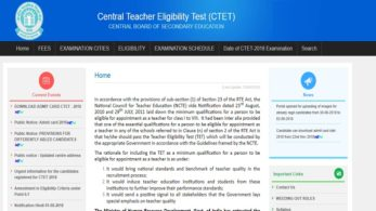 Central Board of Secondary Education (CBSE),CTET 2018, mock papers