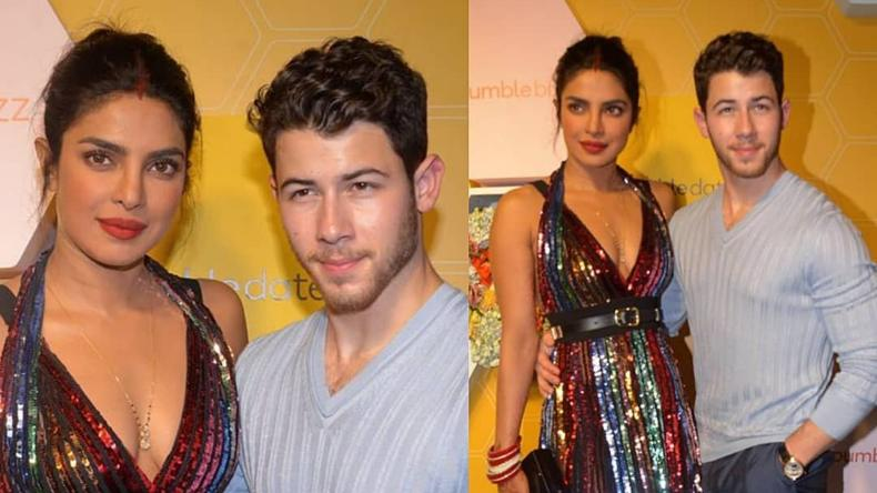Priyanka Chopra, Nick Jonas, Bumble app launch party, Priyanka Bumble app, Priyanka Nick wedding, Priyanka Nick reception