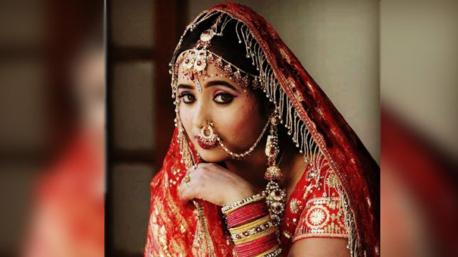 Rani Chatterjee photos: Bhojpuri sensation astonishes her fans with her bridal look