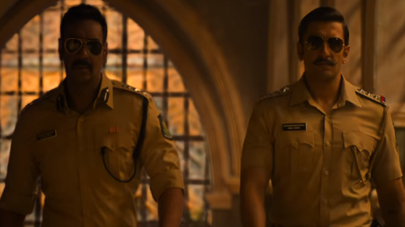 Simmba Song Mera Vala Dance Ranveer Singh Ajay Devgn And Sara Ali Khan Dance To This Wild Party Track Watch Video