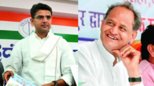 Rajasthan election 2018 results, Rajasthan Assembly election results 2018, 2018 Vidhan Sabha election results, Rajasthan Election 2018 results bjp, Congress vasundhara raje, sachin pilot, Ashok Gehlot, Manvendra Singh, Gulab Chand Kataria, Elections 2018, Assembly elections 2018, results 2018, Congress win, BJP win, constituency winner