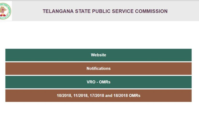Telangana State Public Service Commission answer key result, final answer keys for Group 4 TSPSC recruitment, TSPSC exam group 4 recruitment, TSPSC exam final answer key recruitment 2018,