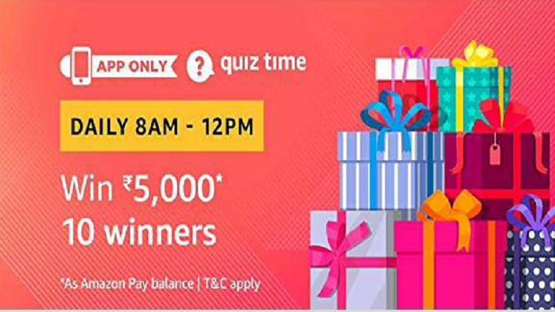 The 10 winners of the quiz will be announced on or before 28 February 2019.