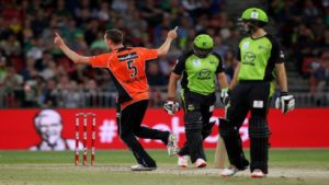 Sydney Thunder vs Perth Scorchers, Preview, Big Bash League 2018-19, Sydney Thunder Cricket, Perth Scorchers Cricket, Fantasy Cricket, Shane Watson, Callum Ferguson, Joe Root, Cameron Bancroft, William Bosisto, Michael Klinger