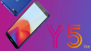 huawei y5 lite android go smartphone with 189 display quad-core processor launched price specifications huawei y5 lite price,huawei y5 lite specifications,huawei y5 lite,huawei,android go
