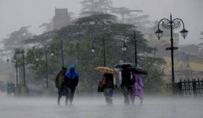 North India rains