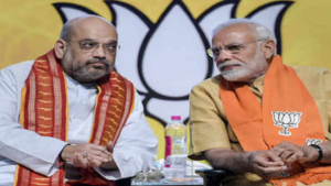 PM Modi, Amit Shah, BJP National Council Meet, Narendra Modi, Lok Sabha elections, Lok Sabha polls, Uttar Pradesh, General elections, 2019 elections, 2019 Lok Sabha polls, national news, latest news