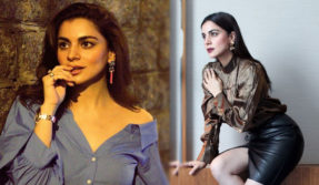 Shraddha Arya photos: Kundali Bhagya actor stuns in a golden dress
