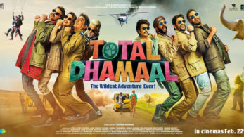 Total Dhamaal box office collection day 6, Total Dhamaal day 6, Total Dhamaal collection, Total Dhamaal songs, madhuri dixit, anil kapoor, arshad warsi, riteish dekhmukh, jaaved jaafri, ajay devgn