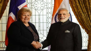 Norway PM Erna Solberg, Narendra Modi, India, Pakistan, Imran Khan, Kashmir issue, Jammu and Kashmir