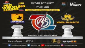 Pro Wrestling League Season 4 Day 4 Mumbai Maharathi vs MP Yodha: When and where to watch, live stream and TV Channel details