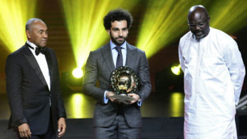2018 Confederation of African Football, 2018 Confederation of African Football awards, african player of the year, mohamed salah, senegal, football in africa, african football