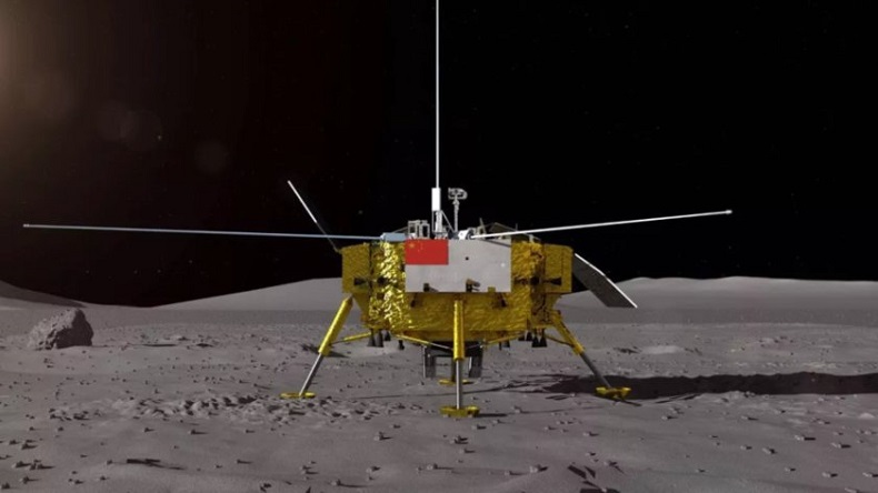 china, china far side of the moon, Chang'e-4, china's spacecraft on moon, science and technology news
