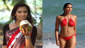 10 year challenge,Padma Lakshmi, Padma Lakshmi sexy photos, social media challenge,then and now,throwback pics of celebs