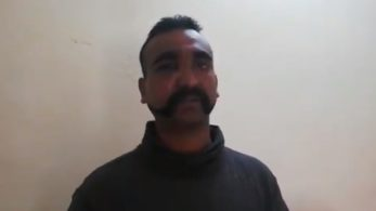 Wing Commander Abhinandan Varthaman says Pakistan Army captain saved him from mob, refuses to answer operational questions in new video