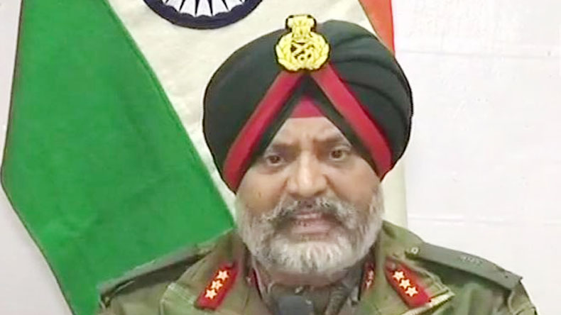 KJS Dhillon, Indian Army, Chinar Corps, Pulwama terror attack