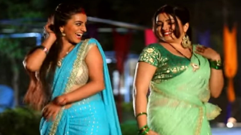 Amrapali Dubey and akshara singh dance, Hot and sexy dance videos of Amrapali Dubey with Akshara Singh, Amrapali Dubey with Akshara Singh, amrapali dubey dance videos, akshara singh dance videos
