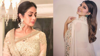 Jacqueline Fernandez reminises the eternal style diva Sridevi and talks about her iconic saree from Kate Nahi Kat Te song, jacqeline fernandez, sridevi, mr. india, sridevi photos, sridevi songs
