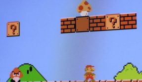 Super Mario Bros video game sold for more than $100,000