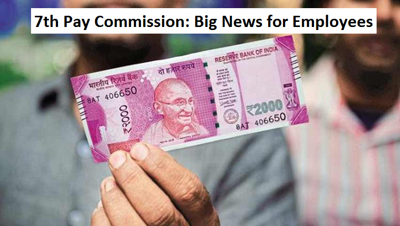 7th Pay Commission: Central Government employees to get 5-fold increment in one-time incentives, details inside
