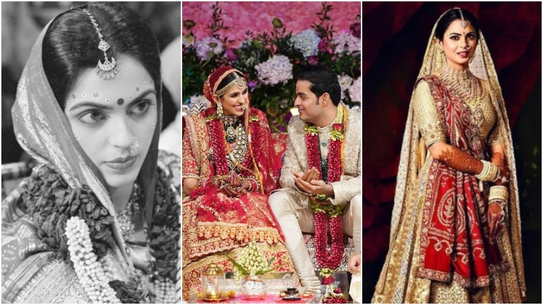 Image result for akash ambani wedding