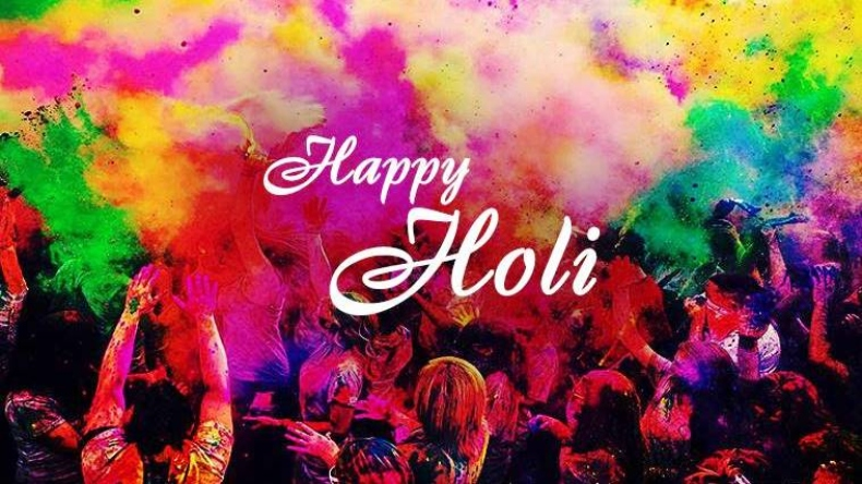 Happy Holi Status For Facebook Whatsapp Instagram Send Beautiful