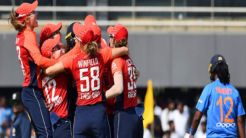 India vs England T20 series: England women sweep India 3-0, hosts suffer 7th straight loss