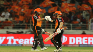 IPL 2019: David Warner, Jonny Bairstow help Sunrisers Hyderabad beat Rajasthan Royals by 5 wickets