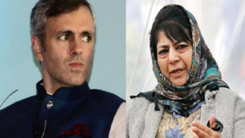 Omar Abdullah, Mehbooba Mufti attack government on China's shield to Masood Azhar and delaying polls in Jammu and Kashmir