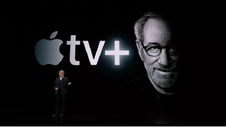 Apple launches Apple TV Plus, Apple TV+, Apple to compete with Netflix, Google, Amazon