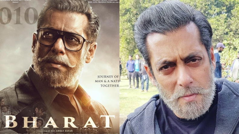 Bharat first look poster: Unseen photos of Salman Khan from the sets go viral