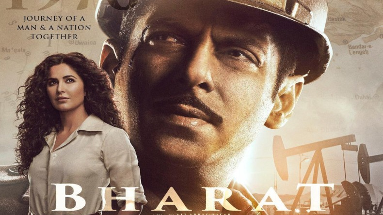 Bharat poster: Katrina Kaif's look from the Salman Khan-starrer gets love from fans