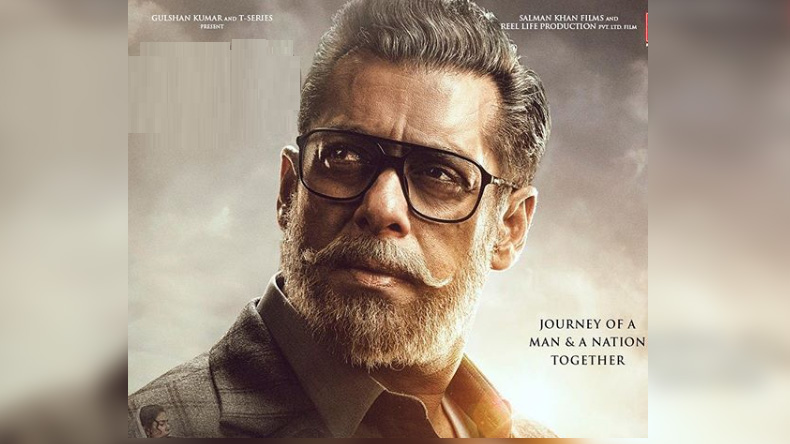 Bharat first poster